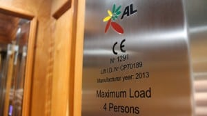 Bespoke Machine Room-Less lift