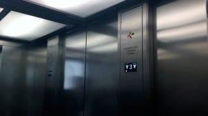 London Business School lift modernisation